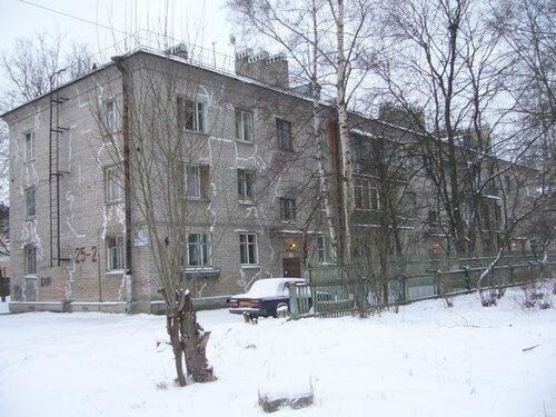 ул. Пограничника Гарькавого 38к2