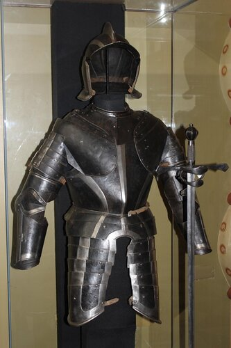 Вооружение ливонского рыцаря