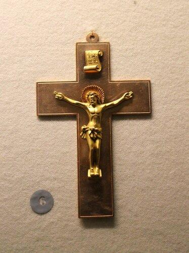 Крест наперсный (священнический)