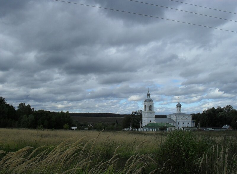 Покровско-Ильинская церковь