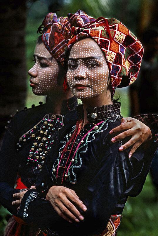 фотожурналист Steve McCurry