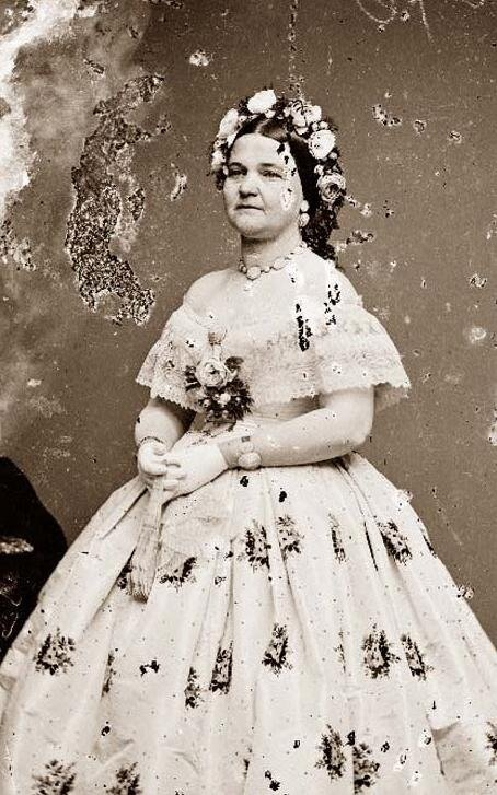 Lincoln, Mary Todd, 1818-1882