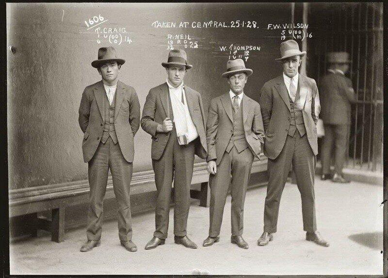 DataLife Engine Версия для печати Американские гангстеры начала 20 века.