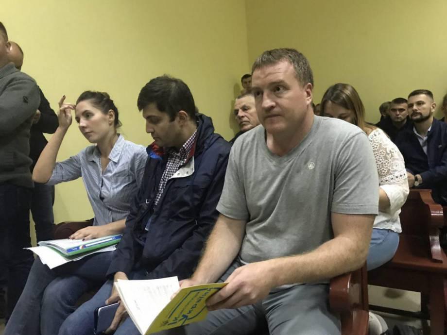 Суд отпустил под залог парамедика Майдана Василия Каця, который был в Шегинях 10 сентября — РНС