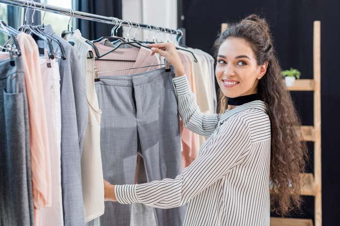 бесплатно обновить гардероб