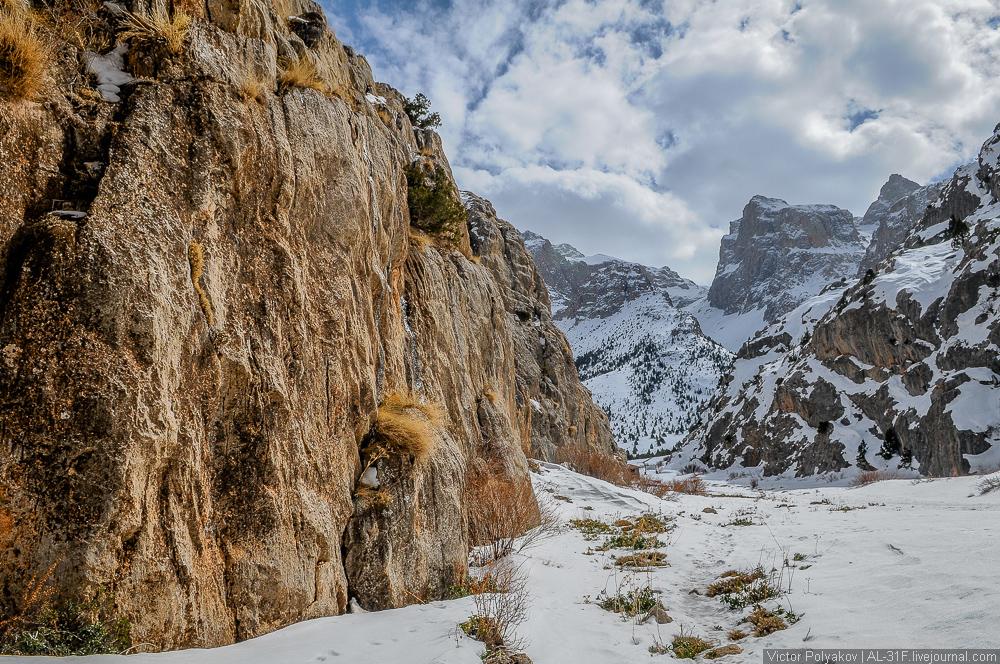 Национальный парк Аладаглар