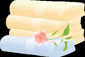 полотенец