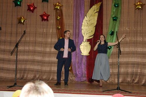 Районный концерт ко Дню Учителя - 2017