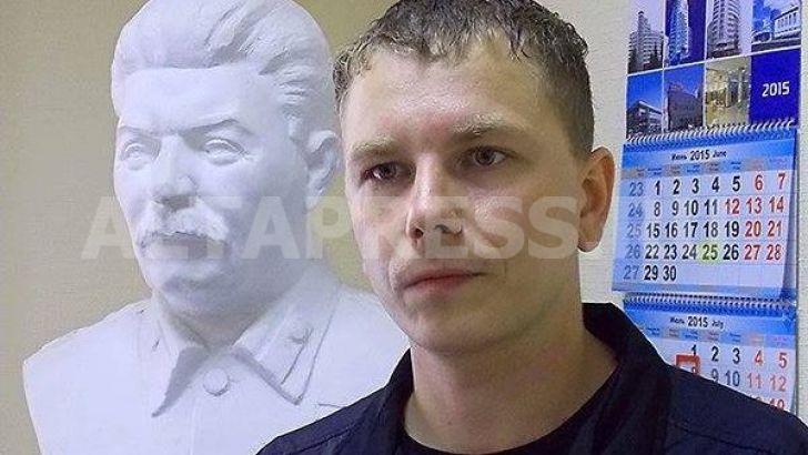 Помощник депутата изАлтайского края два раза оштрафован задемонстрацию свастики