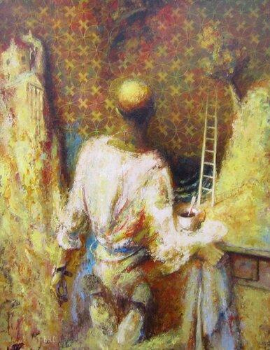 Владимир Чекмарёв. Картина 2001 года.