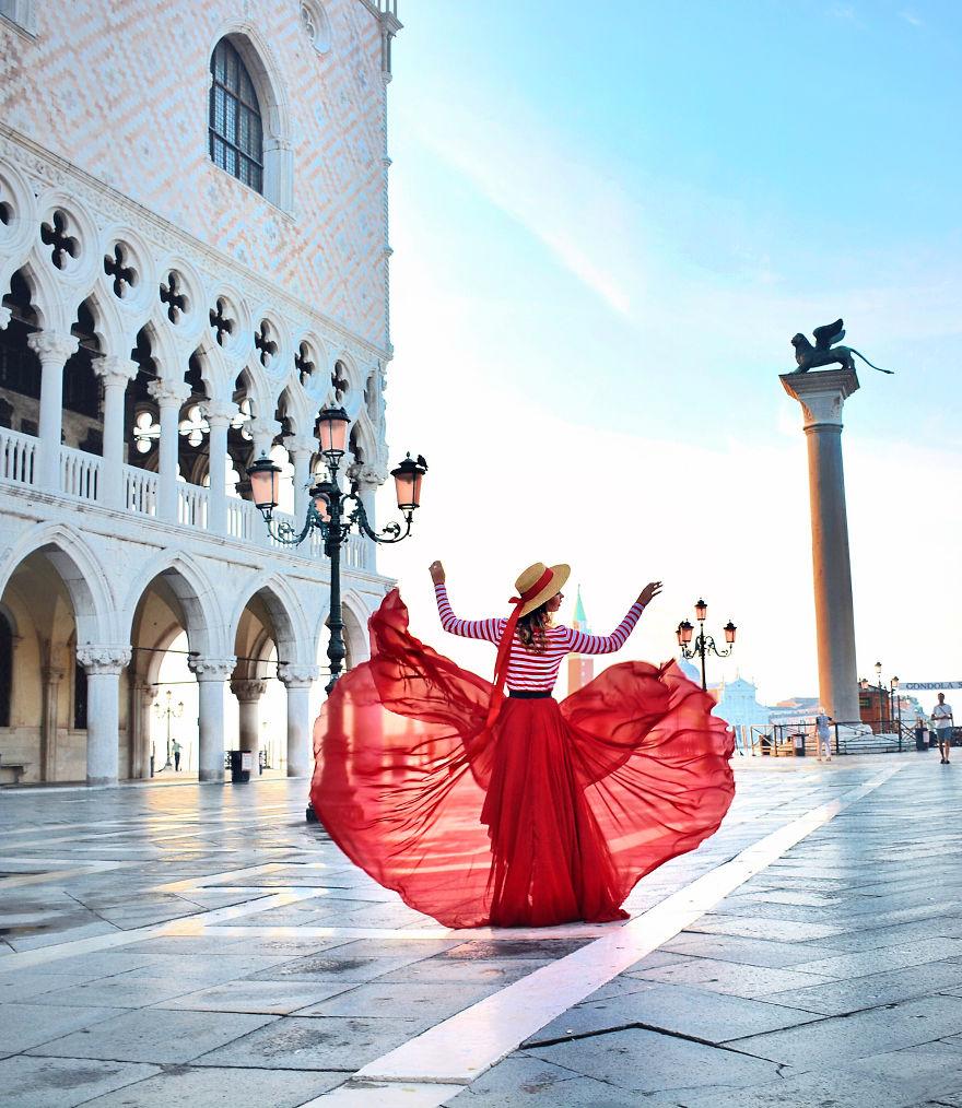 Площадь Святого Марка. Венеция, Италия.