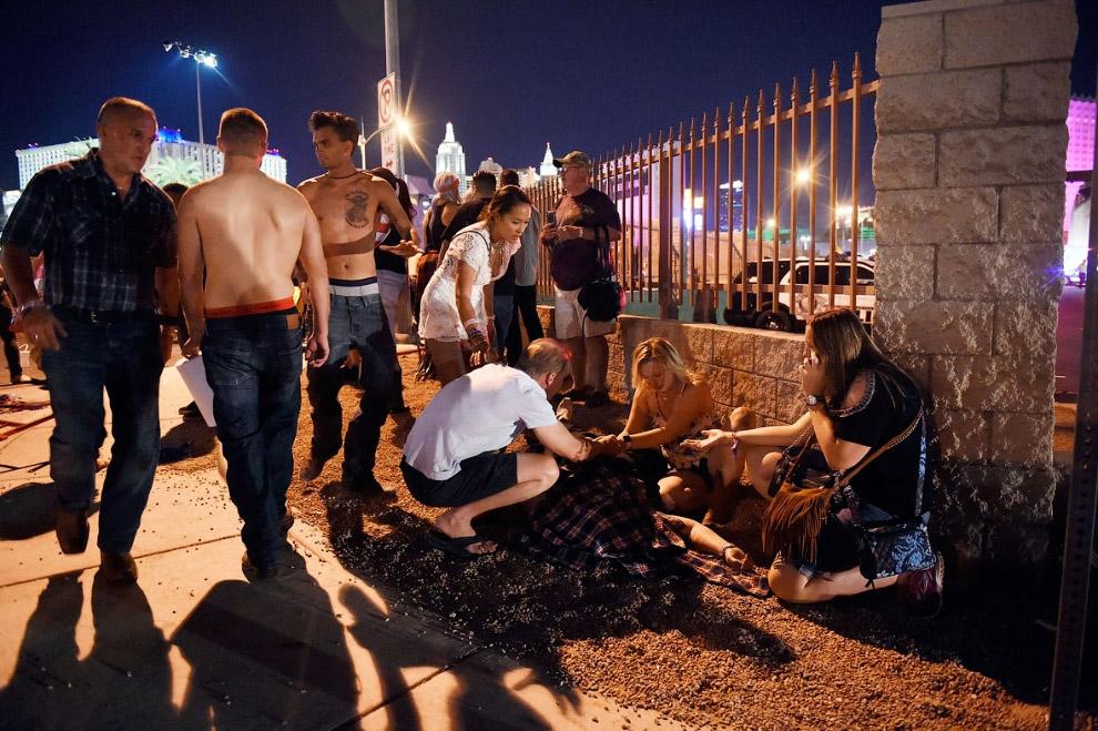 Бойня в Лас-Вегасе
