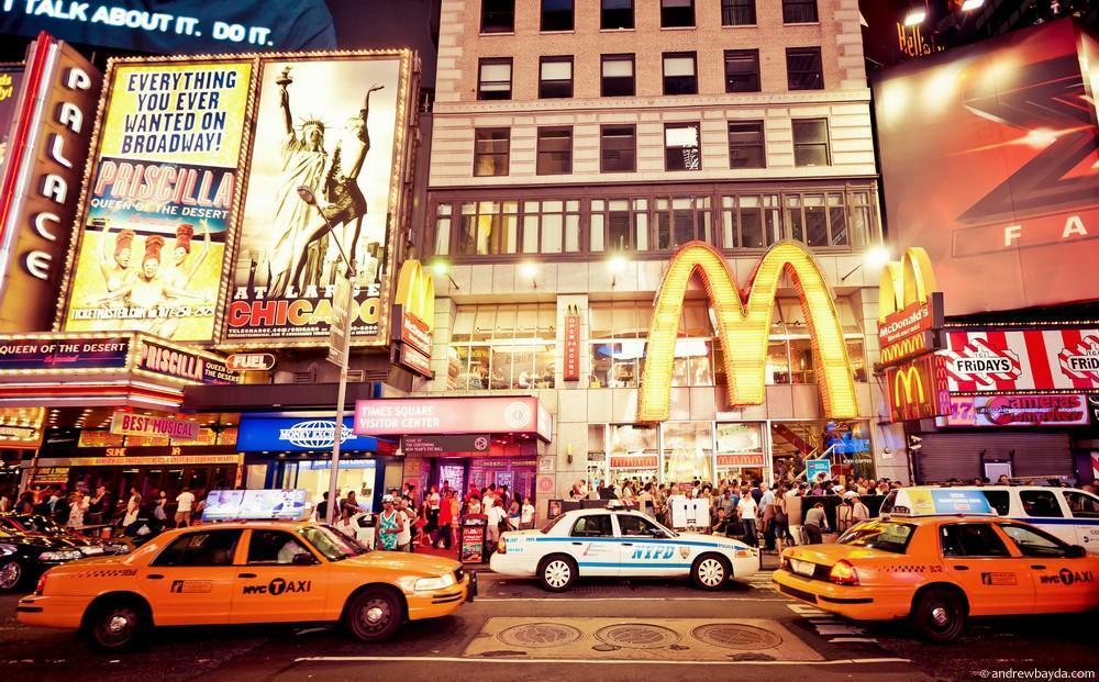 Если ты однажды оказался в Нью-Йорке, он будет навсегда в твоем сердце.