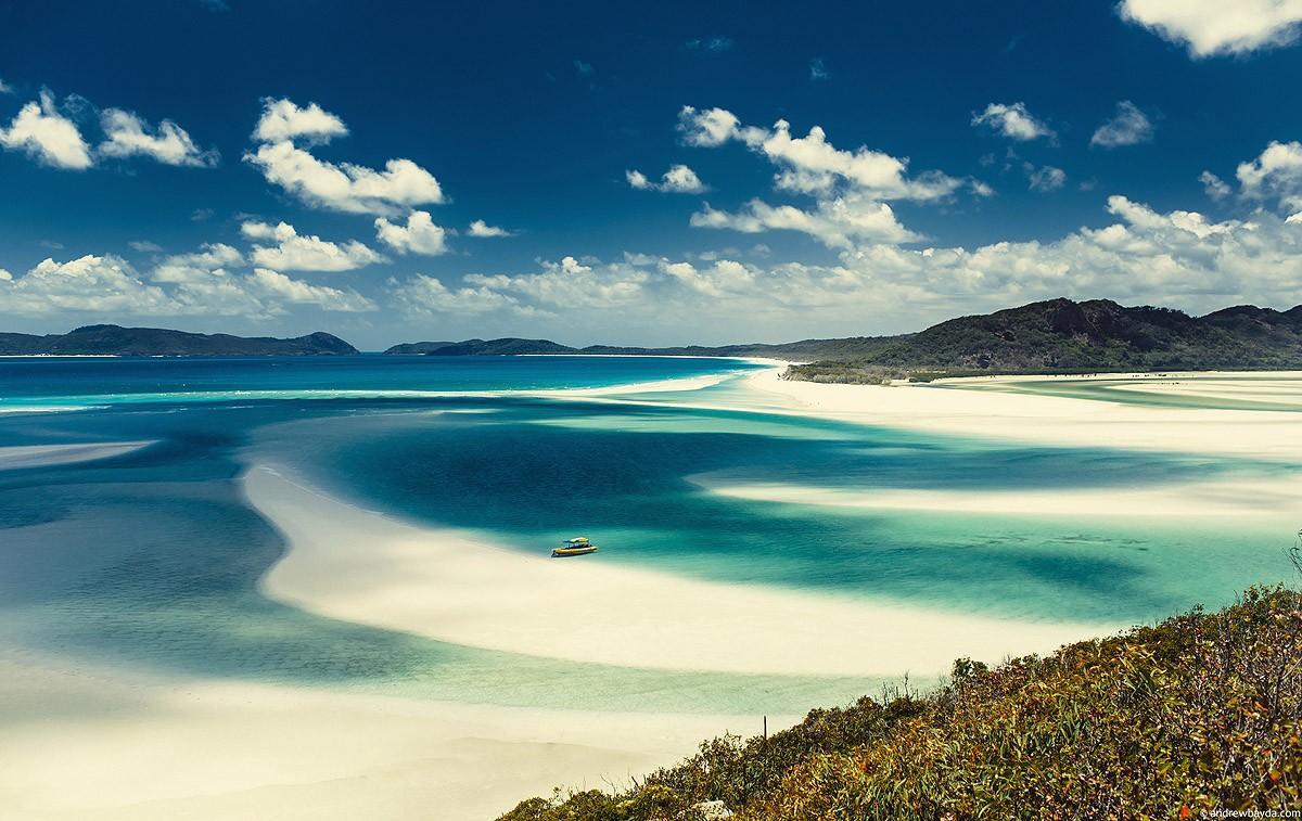 красивейшие пляжи мира фото