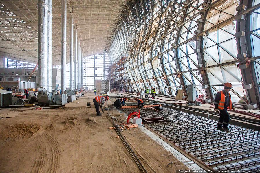24. Но аэропорт — это не только терминал и перрон с ВПП, это еще и прилегающая инфраструктура. Все п