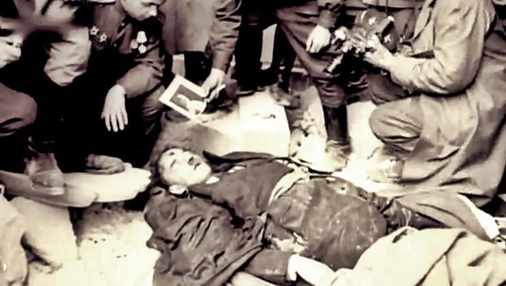 Операция «Архив»: что сделали с останками Гитлера? (1 фото)