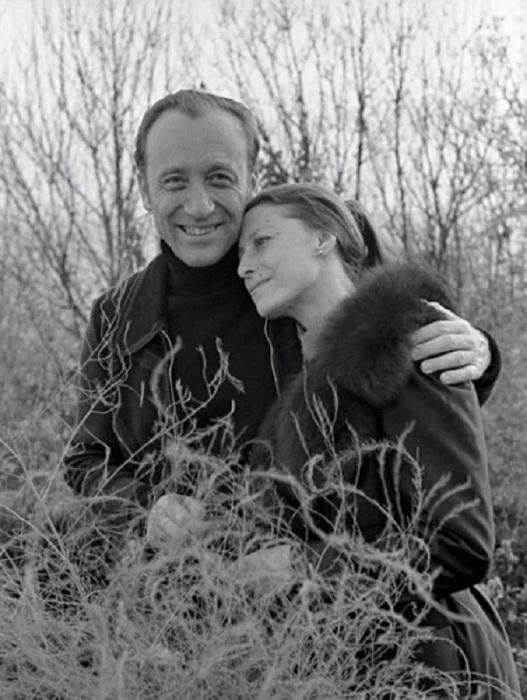 Майя Плисецкая и Родион Щедрин.    Сергей Есенин на отдыхе в Италии