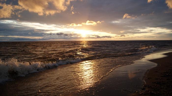 Чудское озеро.     Белокуриха, Алтайский край