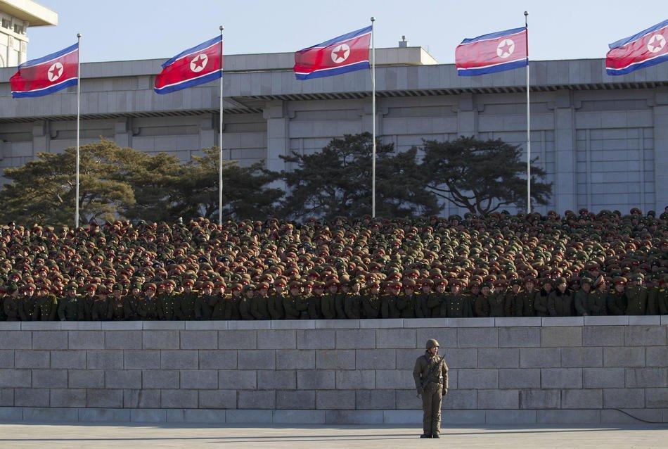 Северная Корея: сцены из жизни