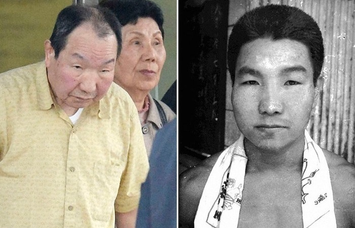 Без вины виноватый: 46 лет в камере смертников (1 фото)