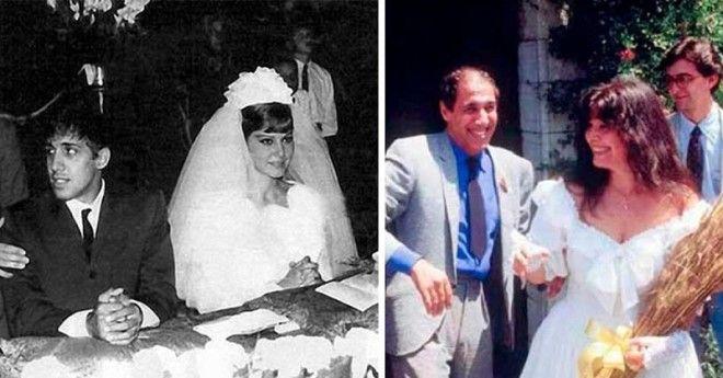 С тех пор прошло 53 года, а  Адриано Челентано и Клаудия Мори  по-прежнему до безумия