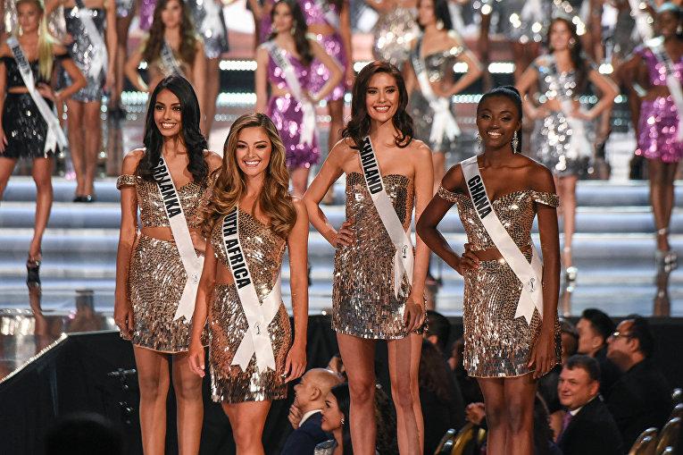 Мисс Вселенная-2017: как девушки из ЮАР покоряют мир