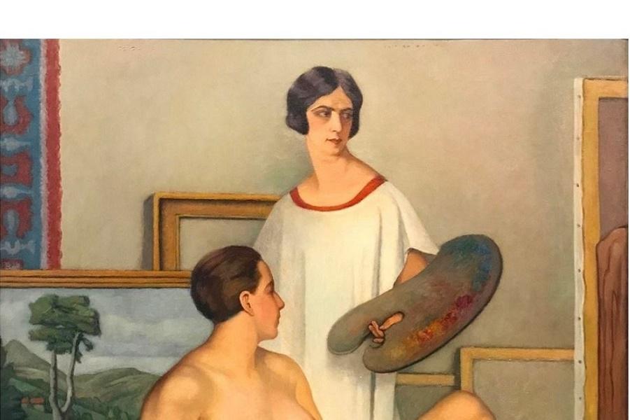 Искусство женщин стоит дешевле