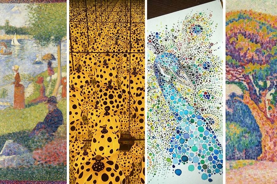 Как пионеры пуантилизма продолжают влиять на художников сегодня