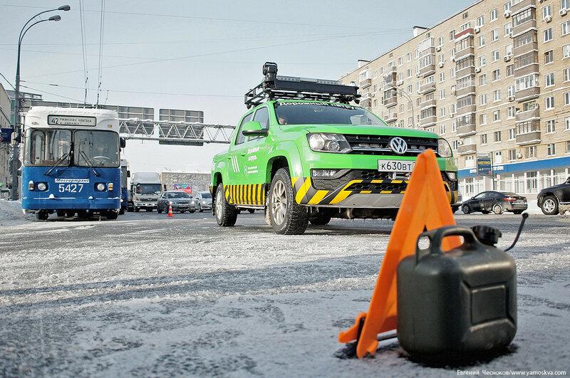 Дорожный патруль. Сущёвский вал. 06.02.18.08..jpg