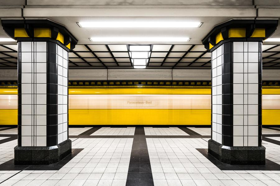 Wonderful Exploration of German Metro Stations
