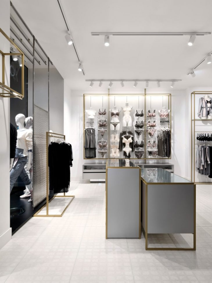 Yamamay concept store by Piuarch