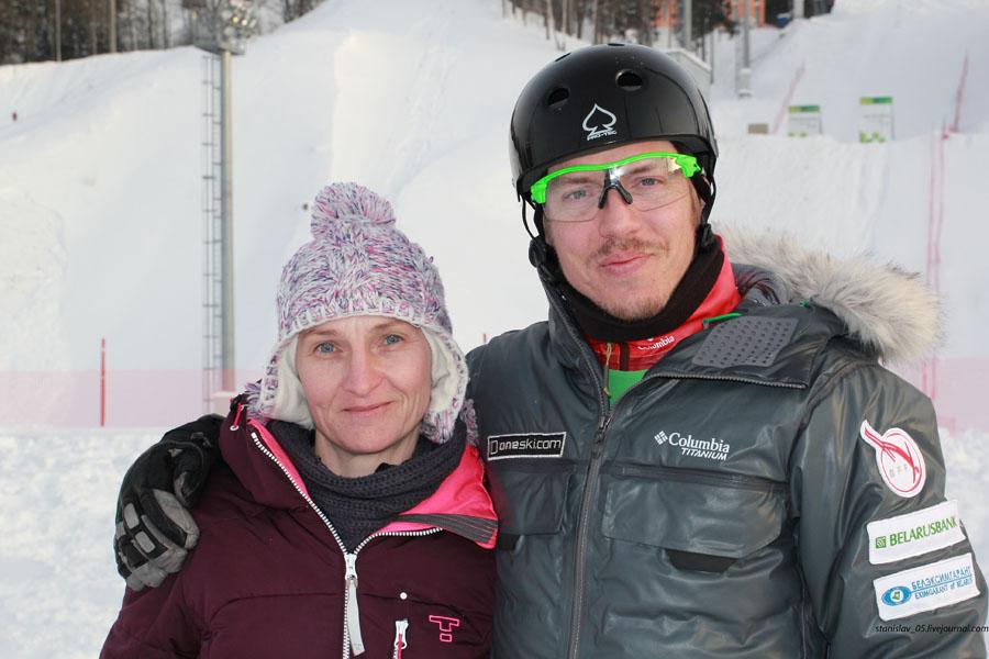 Денис Осипов и Наталья Шерстнёва