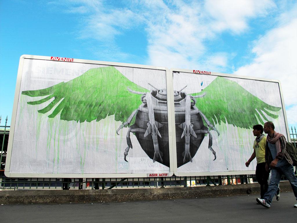 Street Artist - Ludo