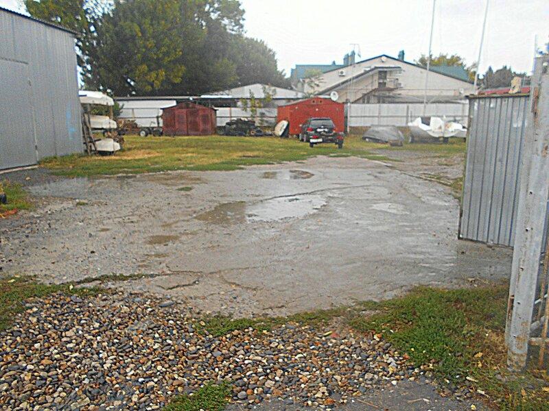 Добрались на базу, в день дождливый ... DSCN4793.JPG