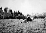 Лагерь на берегу Сылвы