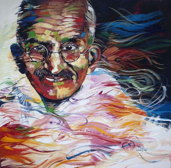 Саид Оладехо-Лолал. Страстная живопись.