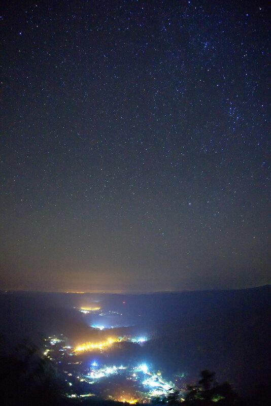 Гуамка ночью 2
