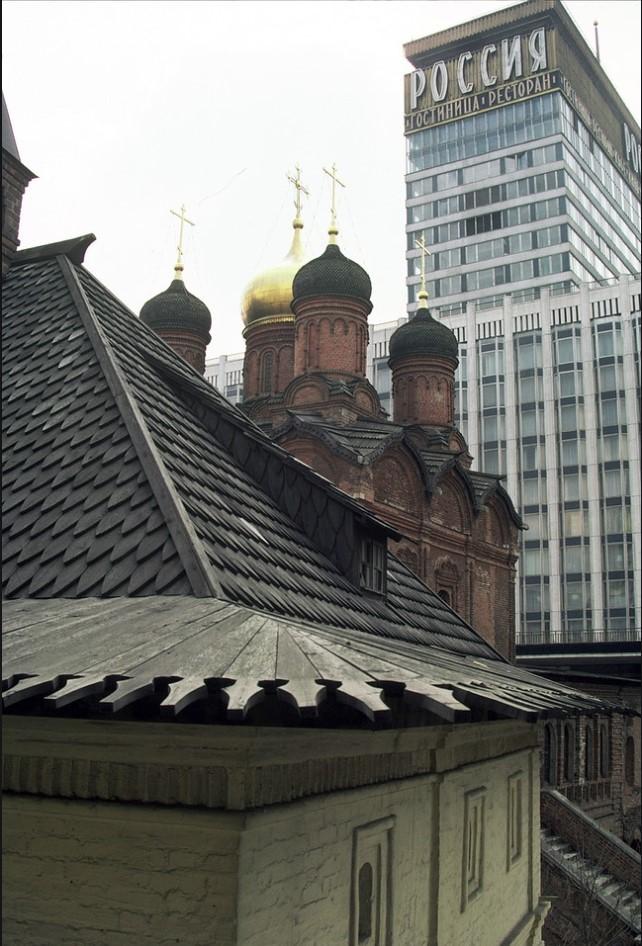 Московские горизонты