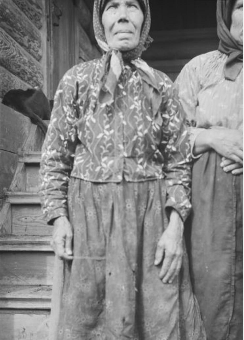 11. Традиционный платок