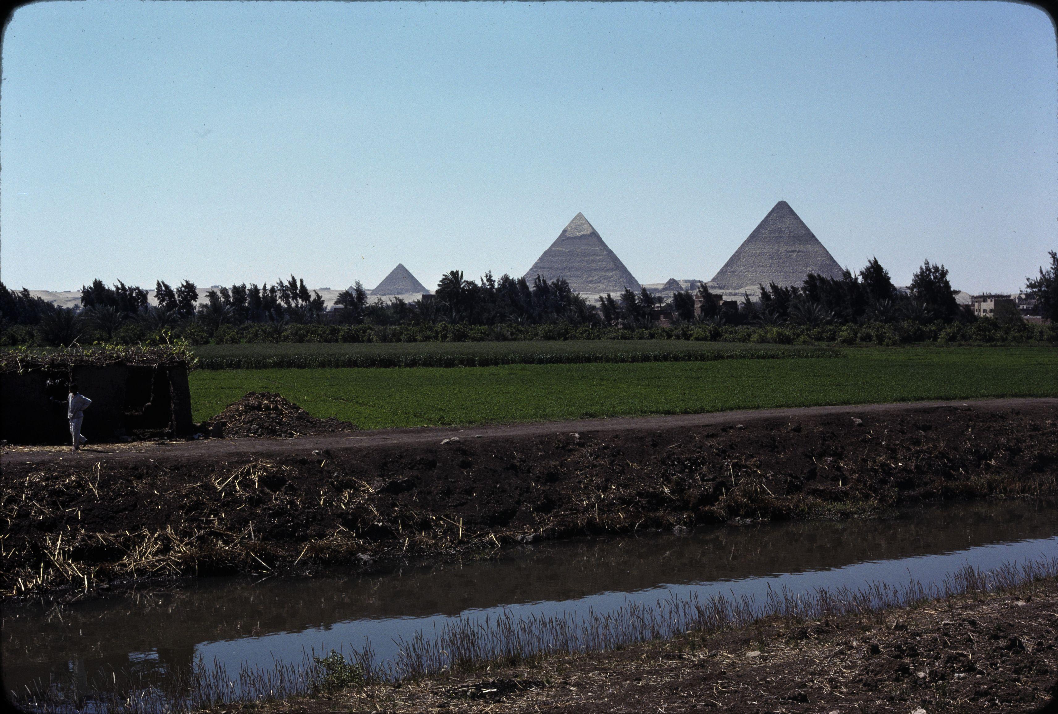 02. Гиза. Пирамиды