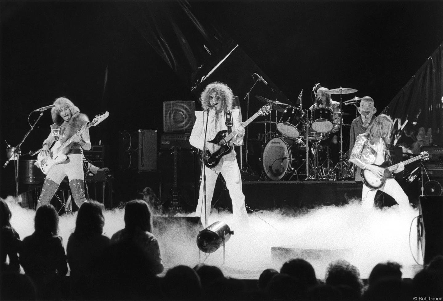 1974. «Mott the Hoople»