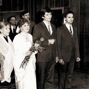 первый брак