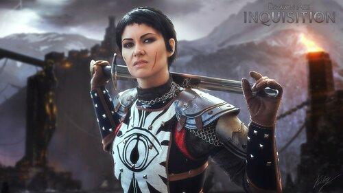 Fandom: Dragon Age: Inquisition<br>Character: Cassandra Pentaghast