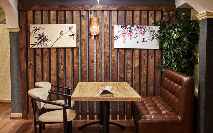 кафе корейской кухни на Тульской