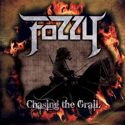 Fozzy - 2009 - Chasing The Grail [Riot! Entertainment, RIOTCD001, Australia]