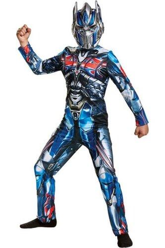 Детский карнавальный костюм Оптимус Прайм