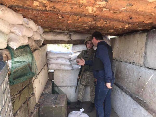 Названы причины пожара ивзрыва наскладе боеприпасов под Мариуполем