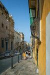 По жарким улицам Валлетты