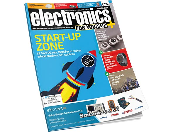 Electronics For You №3 2018