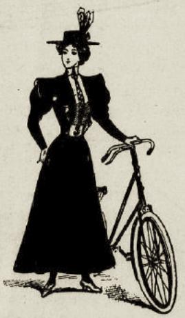 Женщины и велосипед и что они о нём думают